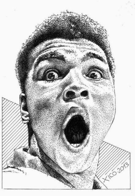 Muhammad Ali par FCARLOS